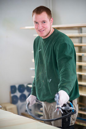 Gerd Ploderer - Facharbeiter